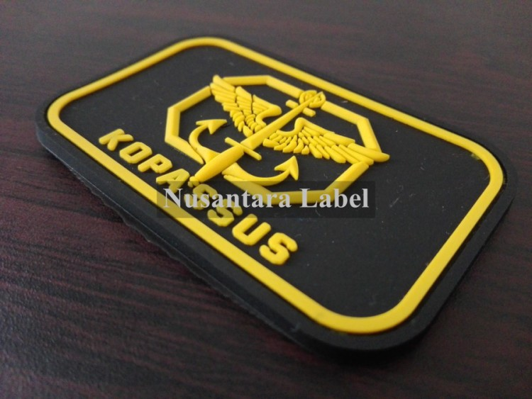 Patch Rubber 3D