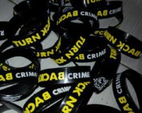 Gelang Turn Back Crime