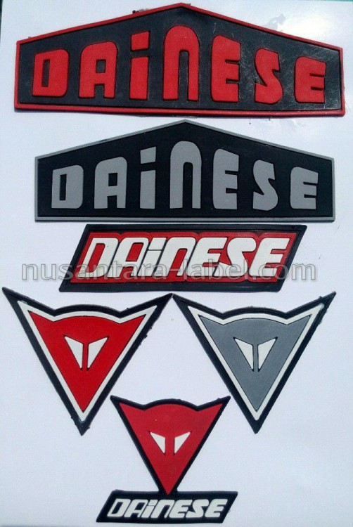Label Karet Daines (2)