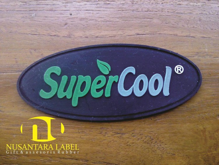 Label Karet Super Cool