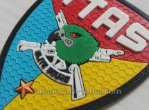 Patch Rubber Titas