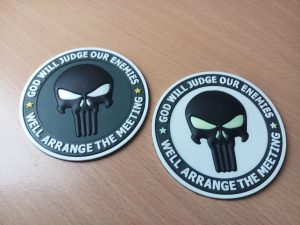 Patch Rubber Custom